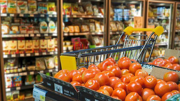 Gicap, lavoro, supermercati, Messina, Sicilia, Economia