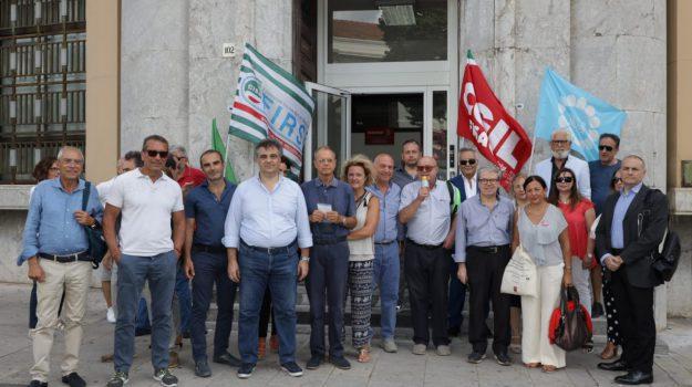 assunzioni, carenza di organico, sciopero Unicredit, unicredit messina, vertenza, Giovanni Mastroeni, Messina, Sicilia, Economia