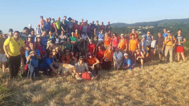 Il sentiero del grano, percorso trekking, Catanzaro, Calabria, Sport