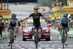 Tour de France, Yates trionfa sui Pirenei e Nibali crolla: 19 minuti di ritardo