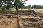 Il sito archeologico di Pauciuri (Foto dalla pagina Fb del Comune di Malvito)