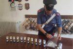 Spaccio di metadone e allaccio abusivo: arrestato restauratore di Cosenza