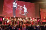 La Fanfara dei carabinieri al Taormina Film Fest: il video