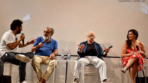 masterclass, Taormina Fim Fest, Alessandro Haber, Richard Dreyfuss, Messina, Sicilia, Cinema
