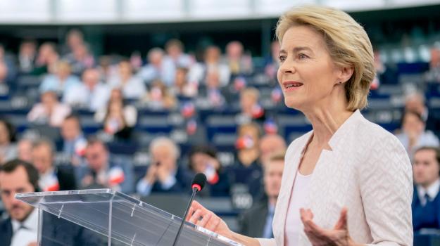 commissione europea, presidente, Ursula von der Leyen, Sicilia, Mondo