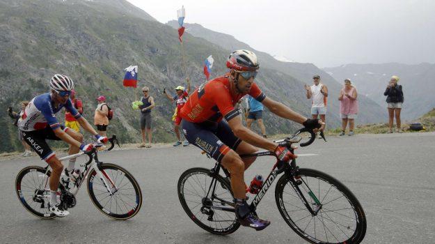 ciclismo, tour de france, vincenzo nibali, Sicilia, Sport