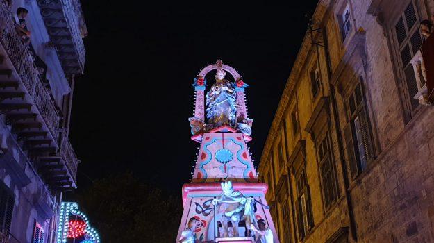 festino santa rosalia palermo, Salvo La Rosa, Sicilia, Cultura