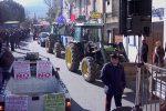Impianto di rifiuti nella Valle dell'Esaro, protesta a Roggiano