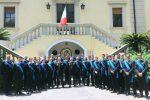 Messina, il generale Robusto incontra 31 giovani ufficiali carabinieri