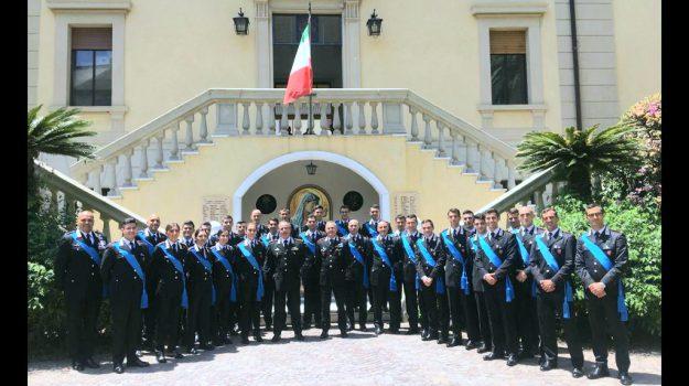 ai carabinieri, carabinieri, Luigi Robusto, Messina, Sicilia, Cronaca
