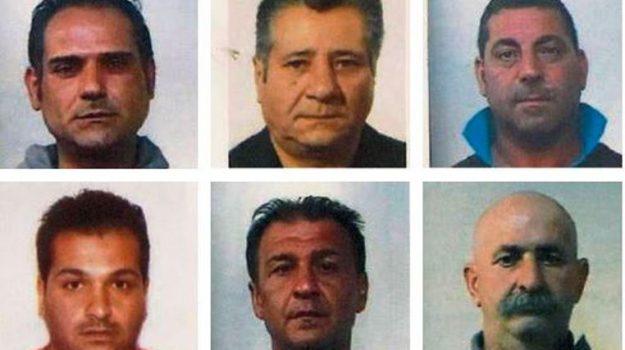 Furti ed estorsioni per diventare i padroni dei boschi di Rossano: 15 arresti - Nomi e foto