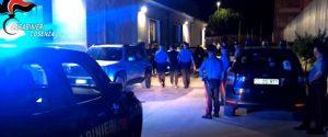 Corigliano Rossano e Trebisacce nella morsa di furti ed estorsioni: 15 arresti, 100 indagati