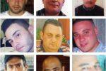Droga a Falcone, una macelleria centro dello spaccio: 11 arresti - Nomi e foto