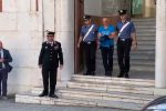 'Ndrangheta, blitz contro i clan di S. Giorgio Morgeto e Cittanova: l'uscita degli arrestati - Video