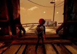 Arriva 'Concrete Genie', un videogioco contro il bullismo Creatività e colori contro aggressioni dei coetanei prepotenti - Ansa