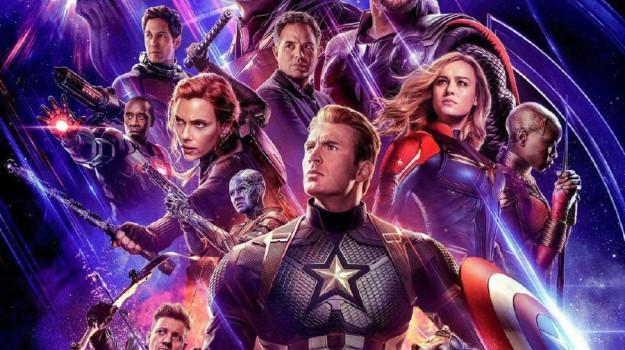 avatar, avengers: endgame, Marvel, Sicilia, Cultura