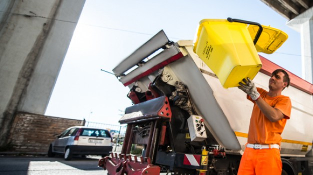 lavoro, protesta, rifiuti, Reggio, Calabria, Economia