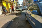 Ambulanti non in regola a Messina, scatta il blitz a Minissale - Foto