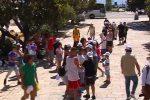 Messina, festa d'inizio estate per i ragazzi dei centri socioeducativi
