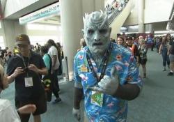 Comic-con, dagli Anvegers a Batman: cosplay in mostra Le immagini dei migliori costumi in mostra al Comic-Con di San DIego - Ansa