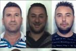 Stangata alla banda che terrorizzava Bagnara: inflitti 83 anni di carcere - Nomi e foto