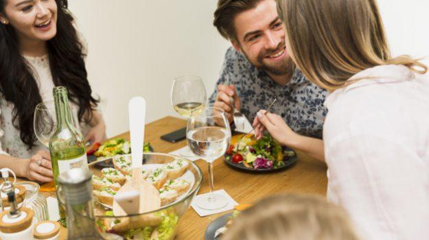 mangiare in coppia, Salute e Benessere