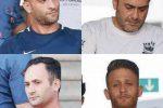 Droga, chi era la vedova che comandava lo spaccio a Benestare - Nomi e foto degli arrestati