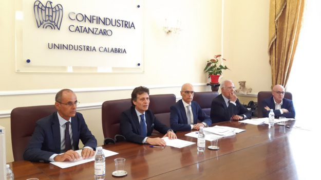 confindustria catanzaro, Aldo Ferrara, Catanzaro, Calabria, Economia