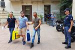 Messina, blitz nel rione Mangialupi: caccia ai fornitori di droga albanesi