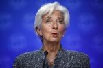 Christine Lagarde si dimette da direttore generale del Fondo Monetario Internazionale