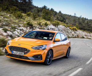Ford, debutta la quarta generazione della Focus St: sportiva e familiare