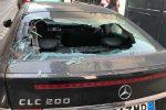Santa Teresa Riva, tre auto devastate: la ripicca di un 23enne