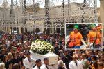 Cuginetti falciati dal suv a Vittoria, mercoledì il funerale di Simone