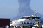 Lo Stromboli erutta e tra la popolazione torna l'incubo tsunami