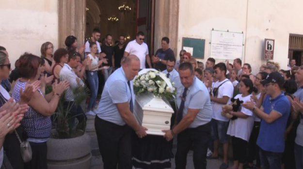 funerali, incidenti, partinico, Antonino Provenzano, fabio provenzao, Francesco Provenzano, Sicilia, Cronaca