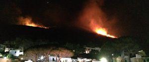 """Incendi, Musumeci: """"In Sicilia 22 in atto, siamo in piena emergenza"""""""