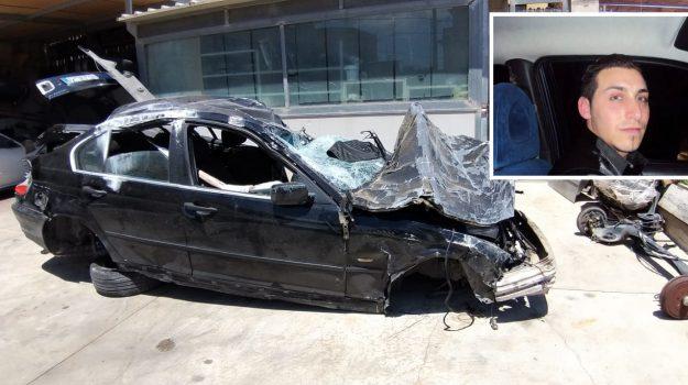 Autostrada palermo-mazara, incidente alcamo, incidente mortale, Antonio Provenzano, Fabio Provenzano, Francesco Provenzano, Sicilia, Cronaca