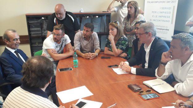 tirocinanti mibac calabria, Calabria, Economia