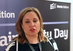 Italian Sustainability Day 2019, l'Italia al quarto posto in Europa e sopra la media mondiale «Numeri record con oltre 30 società presenti», dichiara Patrizia Celia, Head of Large Caps and Market Intelligence di Borsa Italiana - Corriere TV