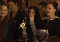 Joao Gilberto, commozione ai funerali del pioniere della Bossa Nova Un'orchestra d'archi e un coro hanno eseguito una delle sue canzoni più famose - Ansa