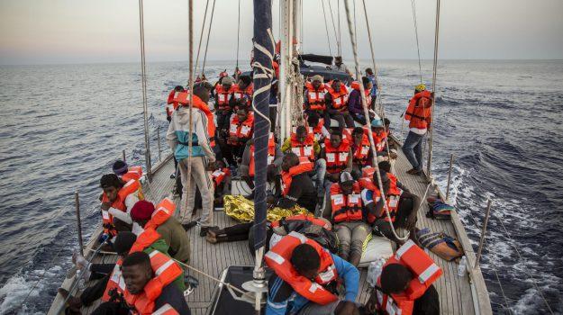 lampedusa, mediterranea, migranti, naufragio, Nave Alex, viminale, Matteo Salvini, Sicilia, Cronaca