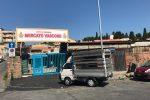 Messina, lavori conclusi: lunedì riaprono i mercati Sant'Orsola e Vascone - Foto
