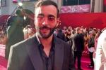 Marco Mengoni alla premiere del «Re Leone». Il cantante sarà la voce di Simba in italiano