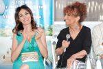 Mariagrazia Cucinotta e Anna Mazzamauro regine del Marefestival a Salina - Foto