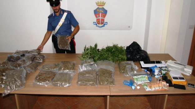 droga messina, Messina, Sicilia, Cronaca