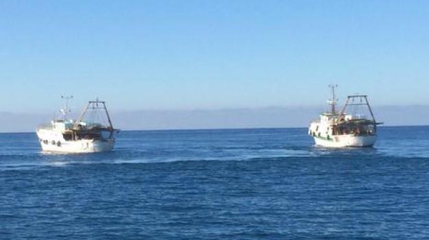libia, marinai, militari libici, peschereccio