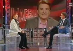Milva, l'ultima volta in tv L'ultima apparizione video della cantante, nel 2010 all' di Massimo Giletti su Rai1: il momento in collegamento con Paolo Limiti, in cui spiega le ragioni dell'addio alle scene - Corriere Tv
