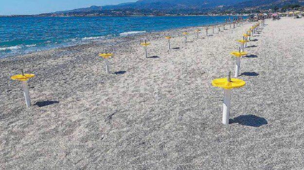 atto vandalico, lido il pescatore, montauro, Catanzaro, Calabria, Cronaca
