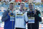 Mondiali di nuoto, Paltrinieri vince il bronzo nei 1500 stile libero