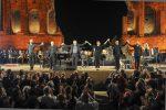 Taormina, festa grande e ospiti d'eccezione al PremioCinematografico delle Nazioni - Foto